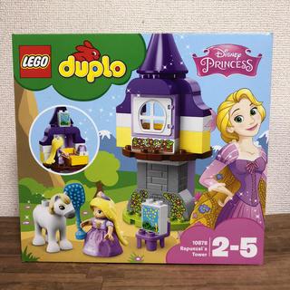 Lego - レゴ LEGO  デュプロ  ラプンツェルの塔  10878