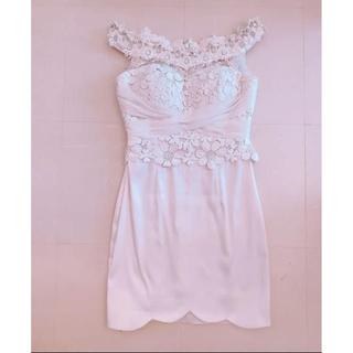 Andy - 高級ドレス an ホワイト ビジュー♡