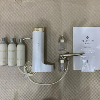 ReFa - 使用品 MTG  プロージョン 炭酸ミストユニット 新品ガスカートリッジ×3