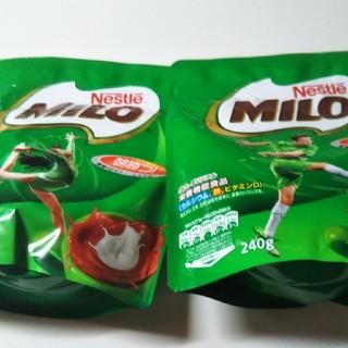 Nestle - ミロ240×2