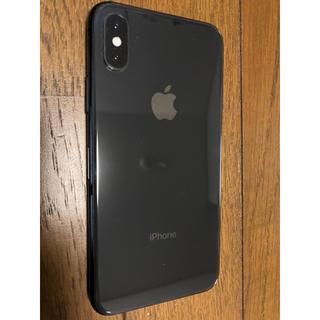 Apple - ★送料無料★ iphoneXS 64gb 美品 スペースグレー