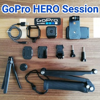 GoPro - 【GoProセット】HERO Session✨