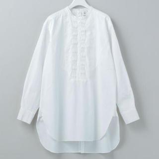 BEAUTY&YOUTH UNITED ARROWS - 6(ROKU) ピンタックシャツ 36