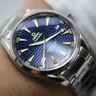 OMEGA - OMEGA オメガシーマスター メンズ 自動巻 オートマチック 男性 腕時計