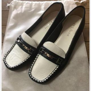バークレー(BARCLAY)のBARCLAYモカシンローファー(ローファー/革靴)