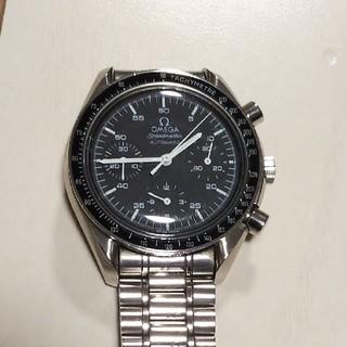 オメガ(OMEGA)のオメガスピードマスターオートマチック最終値引き(腕時計(アナログ))
