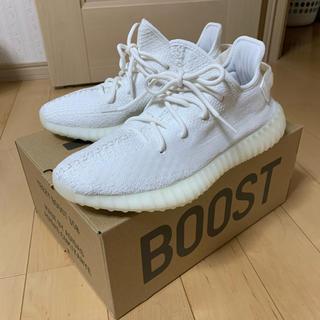 アディダス(adidas)のadidas yeezy boost 350 v2 white 28センチ 新品(スニーカー)