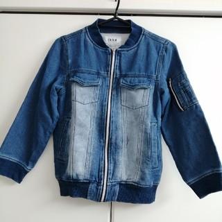 イッカ(ikka)のikka デニムジャケット ブルゾン 150サイズ(ジャケット/上着)