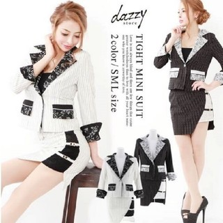 デイジーストア(dazzy store)のキャバスーツ (スーツ)