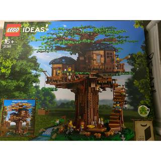 Lego - レゴ ツリーハウス 21318