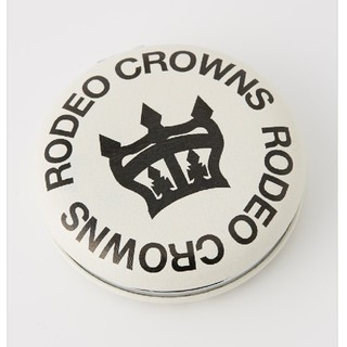 RODEO CROWNS - 【新品】RODEO CROWNS コンパクトミラー ホワイト