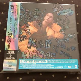 SHINee - SHINee キー Hologram 初回限定盤 CD DVD KEY LAND