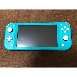 Nintendo Switch - ニンテンドー スイッチ ライト 本体 Switch Lite ターコイズ