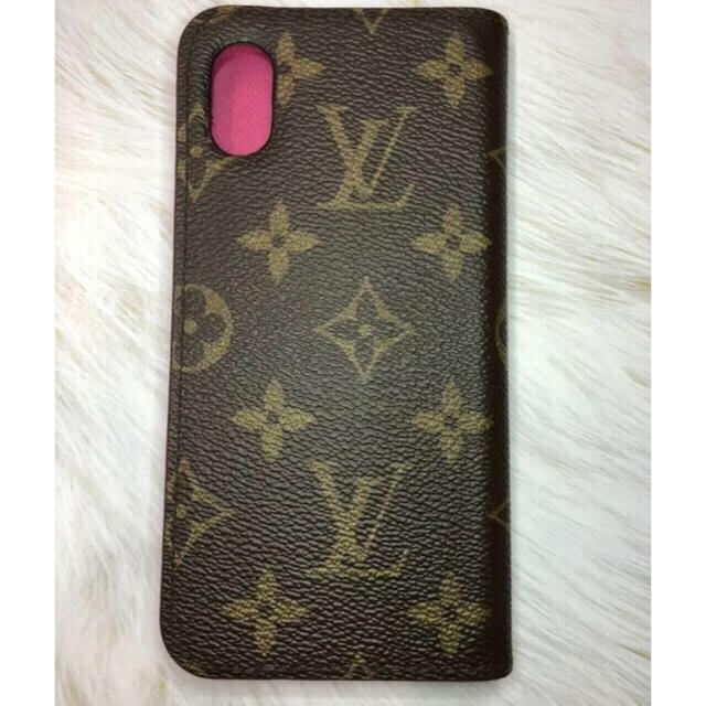 LOUIS VUITTON - ルイヴィトン スマホケース  iPhone ヴィトン iPhoneX の通販