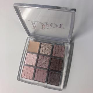 ディオール(Dior)のディオール バックステージ アイパレット 002 クール(アイシャドウ)