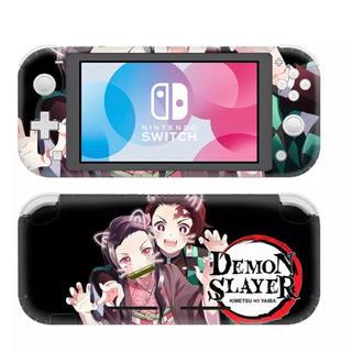 Nintendo Switch - 〖新品〗激安  鬼滅の刃 任天堂SwitchLight スキンシール ✦《あ》