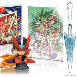 Nintendo Switch - ロックマン ゼロ&ゼクス ダブルヒーローコレクション LIMITED