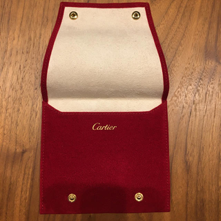 Cartier - カルティエ アクセサリーケース