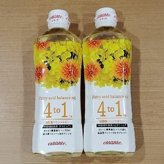 Amway - エサンテ4to1脂肪酸バランスオイル 2本セット 新品 送料込 アムウェイ
