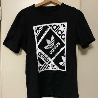 adidas - トレフォイルスタンプロゴTシャツ