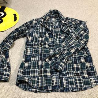 アンダーカレント(UNDERCURRENT)のチェックシャツ(シャツ)