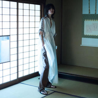 mame - 新品mame Lattice Pattern Dress  ロキト、ハイク
