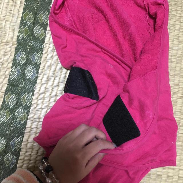 HYSTERIC MINI(ヒステリックミニ)のヒスミニ おくるみ ピンク キッズ/ベビー/マタニティの外出/移動用品(その他)の商品写真