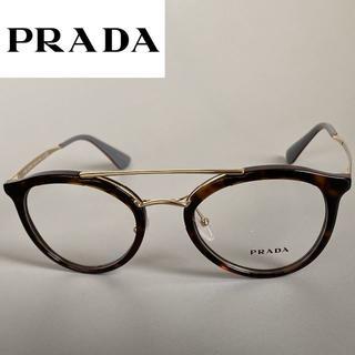 PRADA - ◆PRADA◆【新品】プラダ◆PR15TV◆ペールゴールド べっ甲