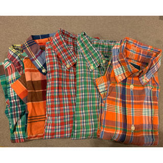 Ralph Lauren - ラルフローレン 半袖シャツ 5枚セット