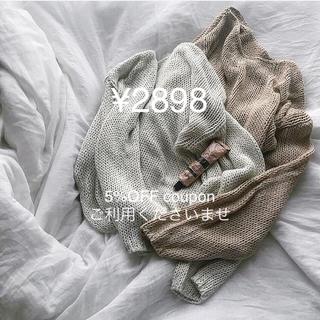 TODAYFUL - big yarn knit ♡ ビッグヤーンニット