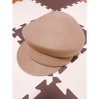 アーバンリサーチ(URBAN RESEARCH)のアーバンリサーチ フェルト キャスケット(ハンチング/ベレー帽)