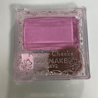 CANMAKE - CANMAKE キャンメイク パウダーチークス PW39
