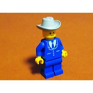 Lego - レゴ★タウン クラッシックミニフィグ テキサス男? 美品 激レア