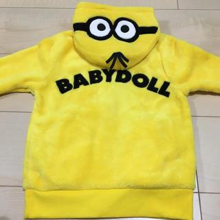 BABYDOLL - BABYDOLL ミニオン 130cm