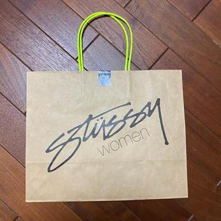 ステューシー(STUSSY)のステューシー❗️ショップ袋 ショッパー(ショップ袋)