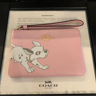 COACH - 新品未使用 コーチ コラボ ダルメシアン 101匹わんちゃん