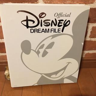 Disney - ディズニー♡オフィシャルドリームFile美品