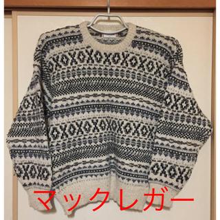 マックレガー(McGREGOR)のマックレガー  セーター(ニット/セーター)