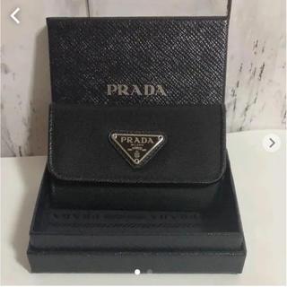 プラダ(PRADA)の【未使用】プラダ  キーケース(キーケース)
