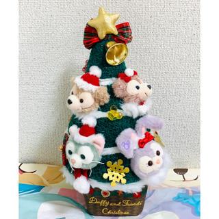 ダッフィー - 新品・タグ付き☆ダッフィーウィンターホリデー・クリスマスツリー
