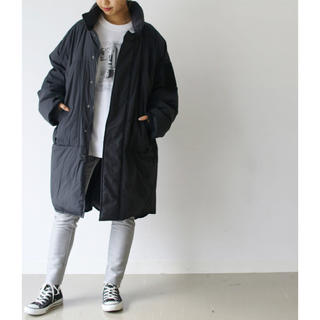 TODAYFUL - CANAL JEAN  NAF中綿フーディーコート新品タグ付
