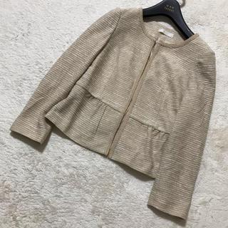 anySiS - エニィスィス ノーカラージャケット