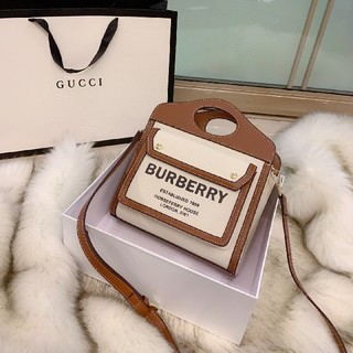 BURBERRY -  Burberry ババリー   ハンドバッグ ショルダーバッグ