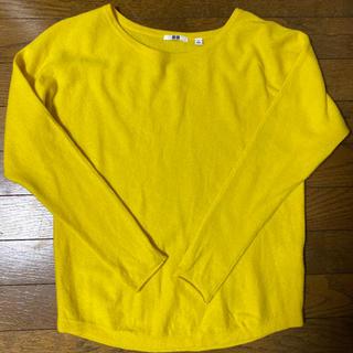 ユニクロ(UNIQLO)のUNIQLO カシミヤ セーター(ニット/セーター)