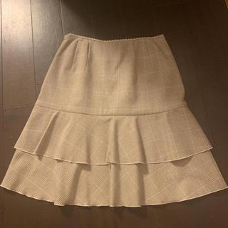 KLEIN D'OEIL クラン デュイュ スカート(ひざ丈スカート)
