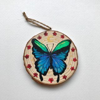 蝶々(アート/写真)
