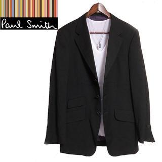 Paul Smith - paul smith テーラードジャケット 黒 高級感 ビジネスジャケット