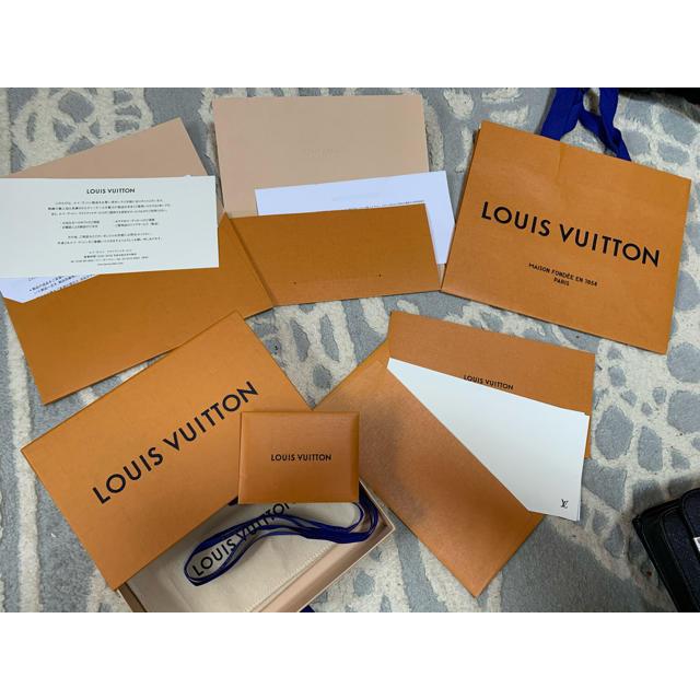 LOUIS VUITTON - ルイヴィトン ショップ袋・箱の通販