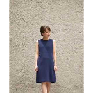 TOMORROWLAND - Maker's Shirt 鎌倉 /ノースリーブワンピース/7号 Sサイズ