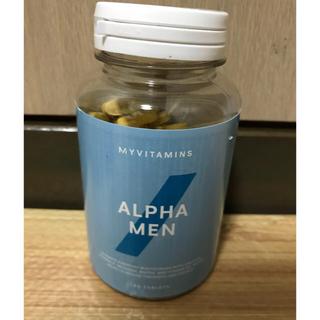 マイプロテイン(MYPROTEIN)のマイプロテイン アルファメン マルチビタミンタブレット120錠(ビタミン)